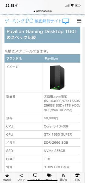 ゲーミングPCについて このゲーミングPCは Switchのゲームをカクつくことなく配信可能ですか?