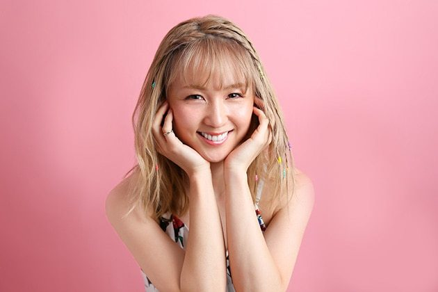 E- girlsの元メンバーのDream Amiちゃんは好きですか? (^。^)b