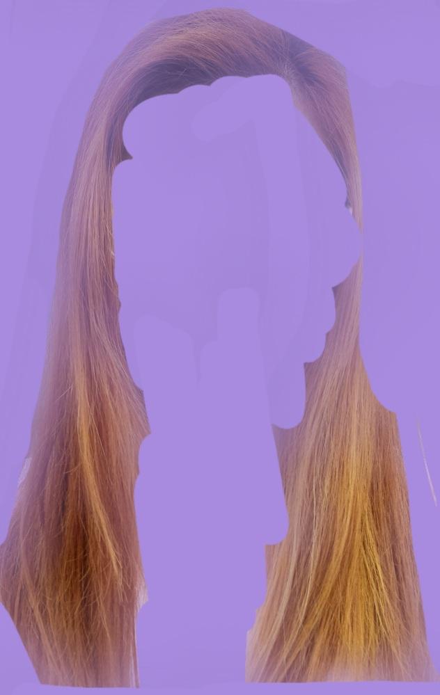 これくらいの髪色でムラシャンしたらどういう色になりますか?