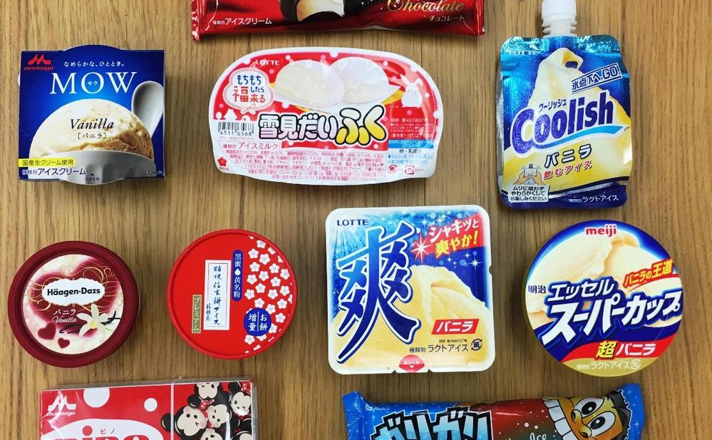 ★ 市販のアイスクリームで好きなものは?