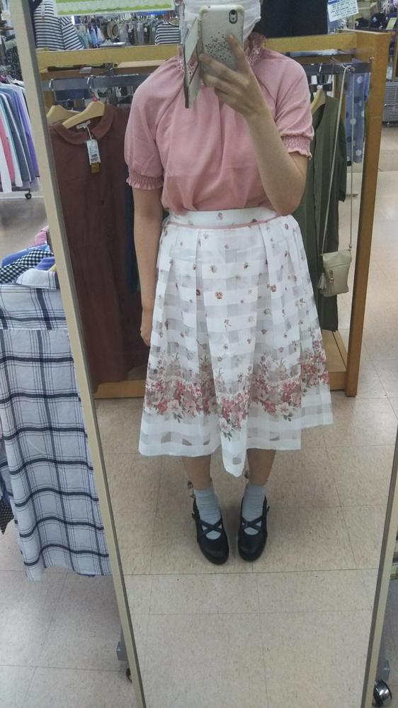 このファッション、可愛いですか? お礼25枚。 よろしくお願いします。