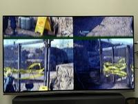 PS5をソニーのサウンドバーht-x8500を通じてパススルーで有機ELテレビREGZA 48X8400(R)に接続しております。 HDMIケーブルは、規格以上の物を揃えておりますが、画像のように映像がちょくちょく乱れてしまいます。同じような状態になった方いませんでしょうか。