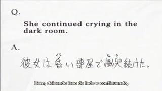 この英文の回答はあってますか?