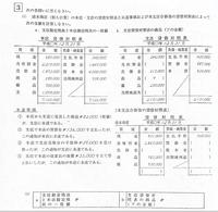 この問題の未達事項の仕訳とa.bの計算方法を教えてください。