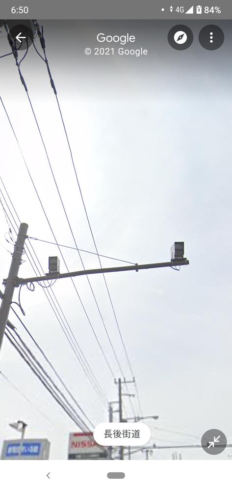 こないだ仕事で一般道を走っているときにこのカメラを見たのですが、これはオービスとNシステムのどちらになるのでしょうか? どなたか教えて下さい