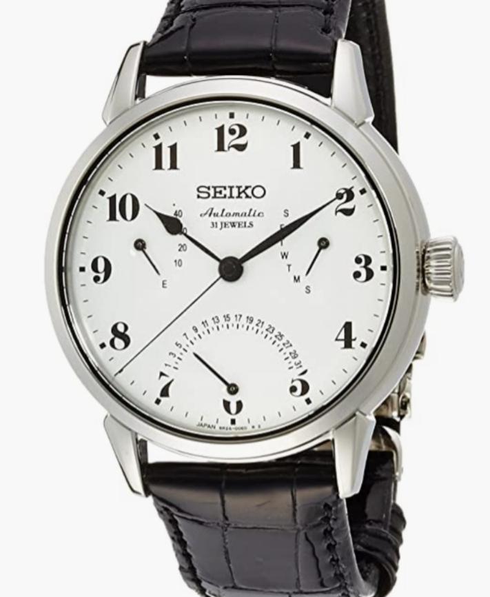 時計のオーバーホールの費用について。 下記の写真にある時計ですと、オーバーホールのお値段って幾らになるのでしょうか?