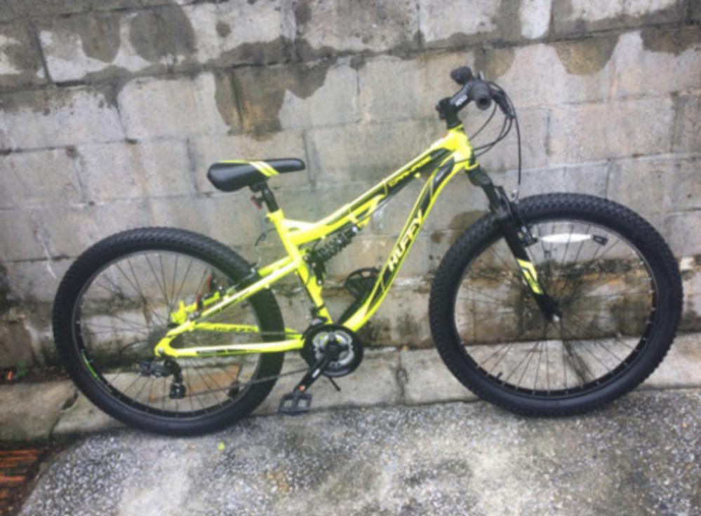 huffyのなんて言う自転車でしょうか?型番など分からったら教えてください。!定価を知りたいですよ