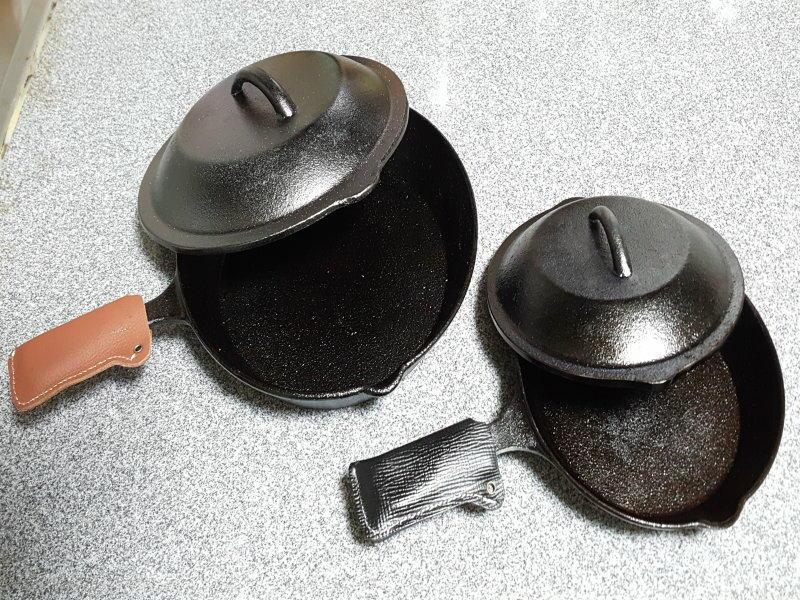 スキレットの蓋も鋳物にこだわっている方いますが、 鉄やステンレスの蓋とそんなに違うんですか?