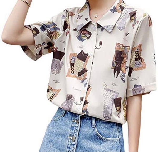 この画像のようなプリントされたyシャツが沢山売っているファッションブランドってありますか? 店舗でもネット通販でも構いません。 メンズ、レディース問いません。 下の画像はAmazonで見つけました。