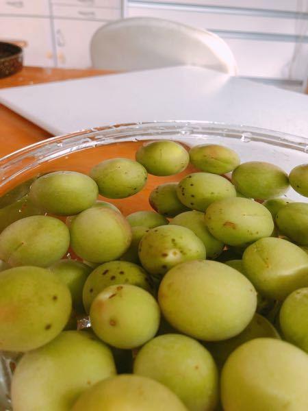 梅の実についてお伺いします。梅の実をアク抜きしようと水に漬けたら、一部のうめがぷかぷかと浮いてしまいました。浮いてしまった梅はそのまま使用しても大丈夫でしょうか?ご回答の方よろしくお願いいたします。