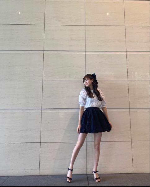 ハロープロジェクトのアンジュルムというグループの川村文乃ちゃんという子なんですが、 脚長すぎません??? 身長163センチだそうですが、 ヒール履いてるとはいえ、脚1mくらいありそうじゃないですか??? どうしたらこんな美脚になれますか???