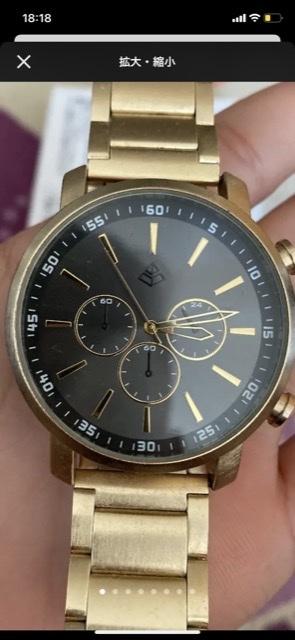 この時計をご存知の方おられますか? 詳細教えて頂けると嬉しいです。
