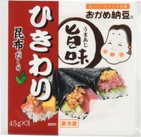 納豆についてです。スーパー等で売っている納豆で一番美味いのはどこの納豆ですか?  おかめ納豆 ミツカン おはよう納豆 都納豆 コンビニの自社ブランド その他 どれでしょう?