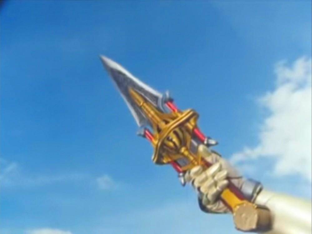 あなたが、次の言葉で思い浮かべるアニメや特撮(作品やキャラクター)は? 「謎の武器や装備」