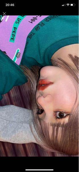 この写真の女の子誰かわかる人いますか?
