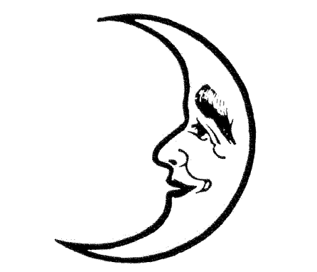 花王のお月様も顎出てきますか?