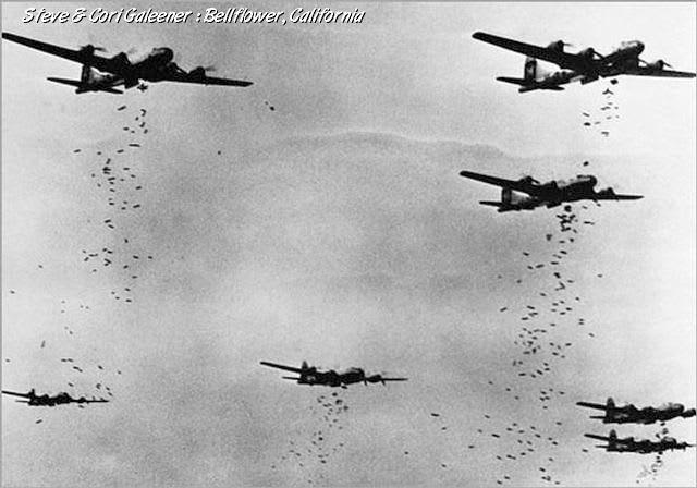 ▲東京大空襲や広島原爆投下で日本を焼野原にした米兵の人たちって当時、アメリカでイケメン扱いされてたのですか? 悪い人扱いされてたのですか!?・・。 https://www.youtube.com/watch?v=RDDydWMM3Cc https://www.youtube.com/watch?v=MymXCbkR1s4