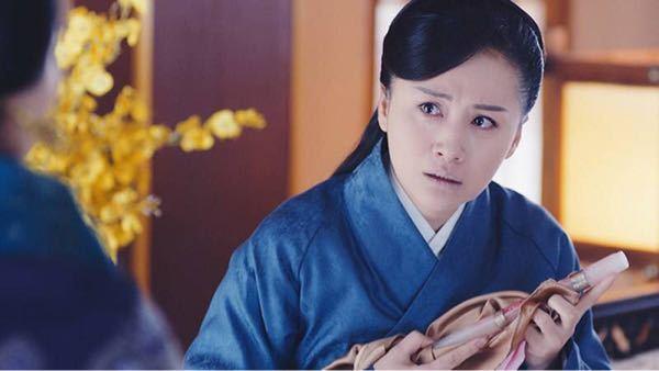 中国ドラマ 王女未央に出ていた周雪梅役の女優さんの名前分かりませんか?