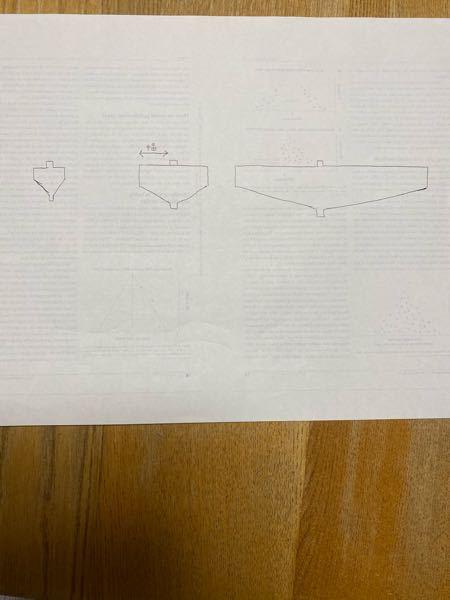 コマ(独楽)の形状についてです。下の図で3つのコマを回転させた時に真ん中のコマが一番長く回転すると思うのですが、それは合っていますか?また、回転時間に差が生まれる場合、その理由について教えて欲しいです 。(働いている力など) (*それぞれ、幅が 短 中 長 のコマについて考えています。)
