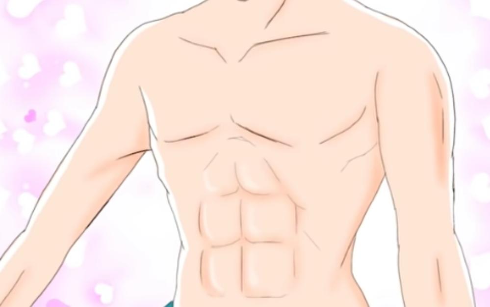 脱いだ時に腹筋が割れていたりプールで腹筋割れてる人を見たらキュンってなりますか?