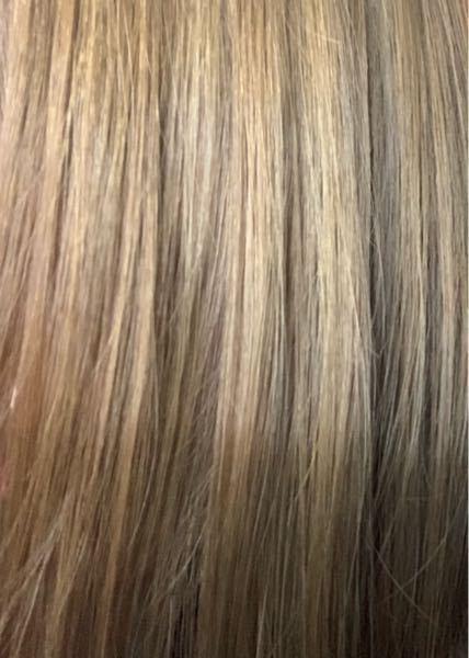 明日この画像にある髪に赤っぽいカラーを入れてもらう予定なのですがワンブリーチだとどんな色(明るさ?)になりますか?? ヘアカラーのことについて詳しい方良ければ教えてください(TT)