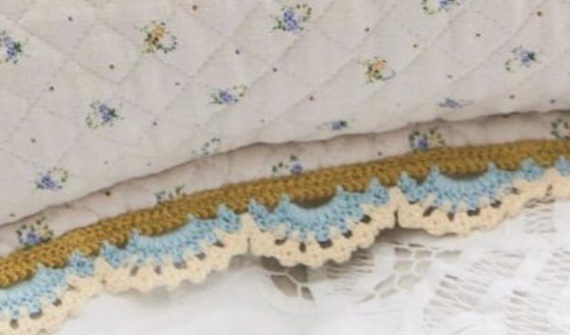 こういった刺繍のような編んであるようなレースって、なんて言ったらいいのでしょうか… そもそもレースで合っているのでしょうか…