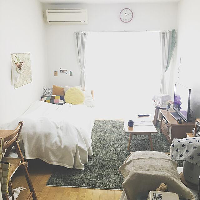 大学生の方に質問なのですが、 皆様の友達(もしくは自分)で、一人暮らししている人の家って、 この写真みたいにオシャレにしてる人が多いですか?
