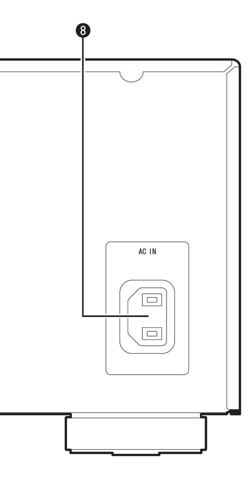 AVアンプ裏側のAC INの使い方について こちらの差し込み口の用途は何なのでしょうか?説明書を見たのですがよく分かりませんでした。 またマルチアンプに興味があり、AVアンプとパワーアンプを両方使いたいのですが、繋ぎ方、可能かどうかや調べ方すら分かりません。 現在の環境はAVアンプでサラウンド5.1chになってます。 フロントスピーカーをもっと高音質にしたいと思い質問するに至りました。