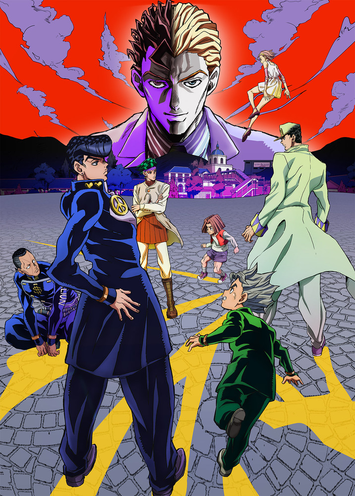 BS日テレのアニメ「ジョジョの奇妙な冒険」は「週刊少年ジャンプ」の原作に忠実なのですか?
