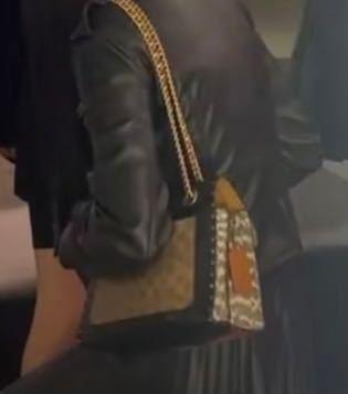 こちらのバッグどこのブランドか分かる方居ますか??