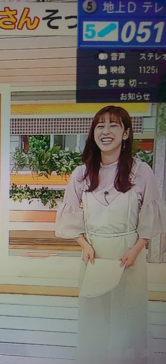 斎藤ちはるアナの可愛さ、仕事前のやる気をもらえましたか?