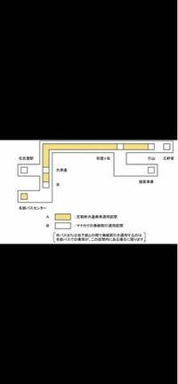名古屋市バスと名鉄バスの相互区間について 例えば白壁から栄まで市バス定期があると、無料で名古屋まで行けると思います。  仮に相互区間で白壁から名鉄バスに乗って名古屋駅降りても、相互区間で無料という事ですか?相互区間は栄までという事でしょうか?