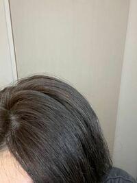 根本をダークネイビーっぽく。 今回2度目の全体ブリーチして泡カラーのダークネイビーに染めたのですが、1度目のブリーチから伸びた根本部分約8センチほどが泡カラーで茶色くなりました。 2度目のブリーチのときはムラなくブリーチになったのですが。 現在髪の毛の根本側茶色、中間から毛先ダークネイビーになってます。  根本の茶色をどうにか黒寄りのダークネイビーにしたいのですが、黒髪戻しでリタッチしかない...