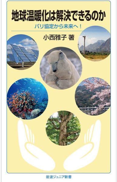 小西 雅子さんの地球温暖化は解決できるのか――パリ協定から未来へ! という本の要約を1000字程度で要約して頂きたく思い投稿させて頂きました。 読んだ方いましたら資料の参考にしたいのでよろしくお...
