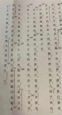 (I)〜(R)の書き下し文と現代語訳を教えてください
