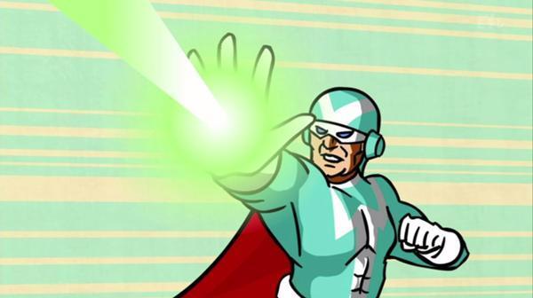 はっきり言って、ヤフコメや自粛警察を正義のヒーローだと思っている人は鷹の爪に登場する【デラックスファイター】の様な思考の人かしら?