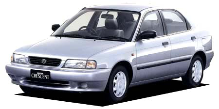 スズキカルタスクレセントはどのような車でしたか?