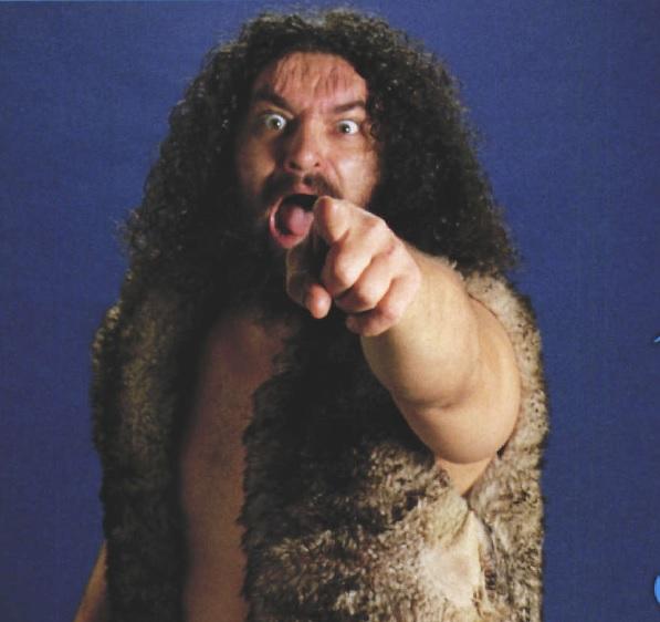 この、ブルーザー・ブロディの写真は、猪木の何に対して怒ってるのですか? ブロディは何て言ってますか?