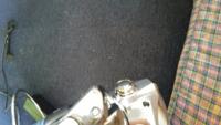 ストラディックc5000xgのハンドルネジてどうやってゆるめるんですか?ハンドル逆に回そうとしても外れません 買ったときはハンドルの付け根逆に回すと外れました釣行後外れなくなりました