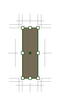 Illustrator初心者です。 何かの拍子にツールボックスが表示されなくなったのでリセットしました。 その後、図形を描くと添付の画像のようなトリムマークのような線が表示されます。 これは何でしょうか? どうすれば表示を消せますか?