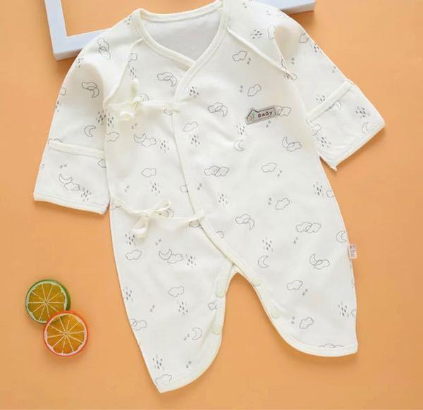 これはロンパースになりますか? 肌着の方でしょうか? また、9月産まれなのですが着れるでしょうか?