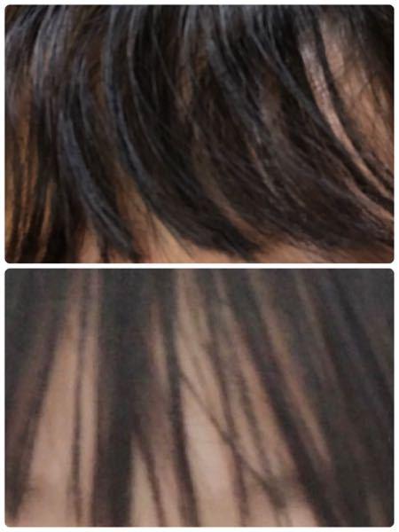 運動部に所属している中学女子です。 汗をかいたら写真の上のような前髪になってしまいます‥。 運動する前は写真の下のようなセット仕立ての前髪です! なので、写真の下のような前髪を汗をかいても保つ方法教えてください。コンプレックスで知りたいです。