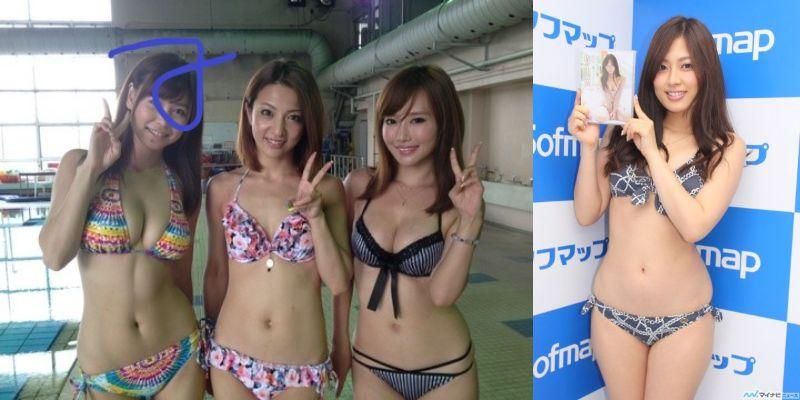 永作あいりちゃん(丸)と佐々木麻衣ちゃんどっちがナイスバディ?