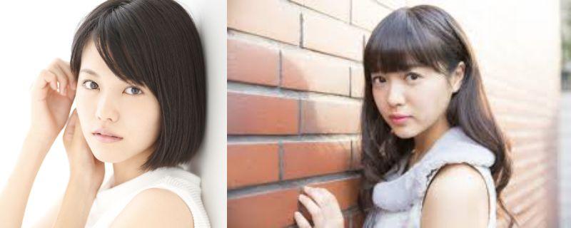 鬼滅のしのぶを実写化するなら志田彩良ちゃん(左) 中山莉子ちゃん(右)どっち?