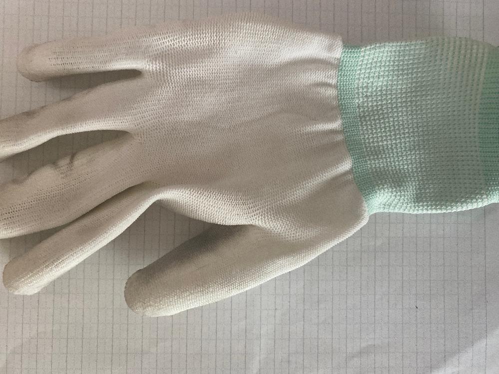 急いでいます! 機械検査技能士三級の実技試験で使う手袋は、 このような物でもよいでしょうか? 使うものはこれの新品を使う予定です。