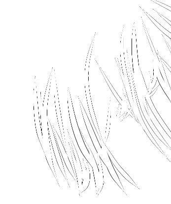 アイビスでふちどり(入り抜き)ペンを使って描きたいのですが、こんな風に点描のようになって描きづらいです。どうしたらいいですか?
