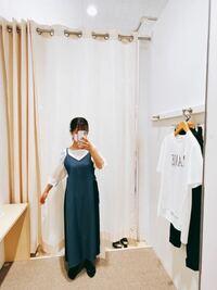 似合ってますか?なんかだほってしてません? 147cmの大根足なんですけど、似合う服が見つかりません