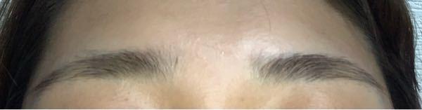 眉毛サロンに行こうと思っています。 これくらいの状態だと綺麗になりませんかね? もう少し生やしてから行った方がいいですか?