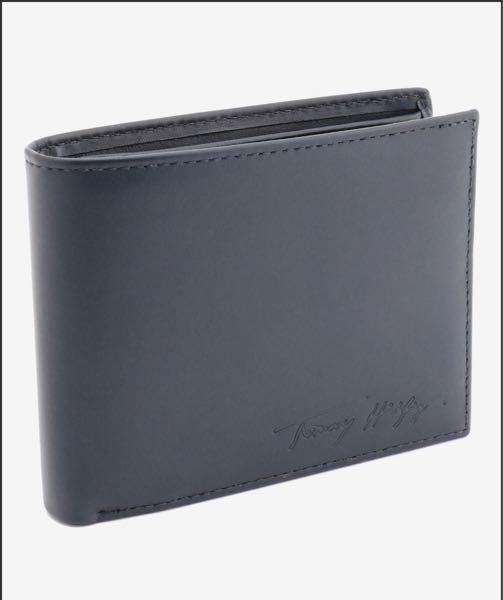 男子高校生がこの財布をもってるのっておかしくないですか?トミーヒルフィガーです。
