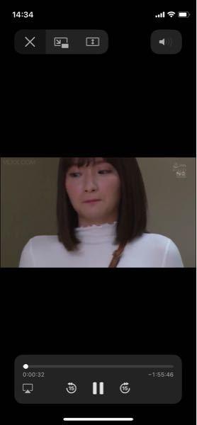 この女優って誰ですか?